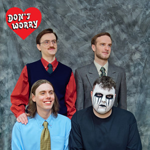 Don't Worry - Who Cares Anyway? LP / CD / Tape