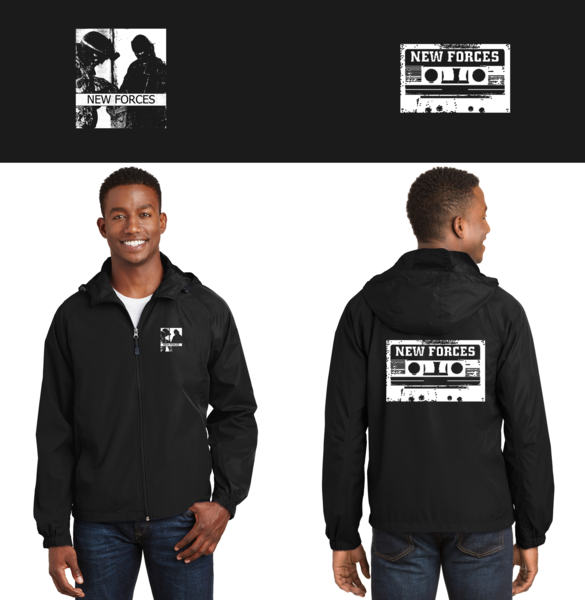New Forces Windbreaker Jacket Preorder