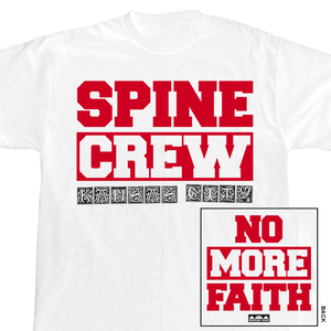 Spine 'Crew' T-Shirt