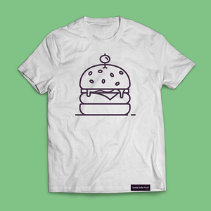 LIF18 T-shirt (Burger)