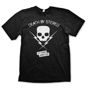 Death By Stereo 20th Anniversary T