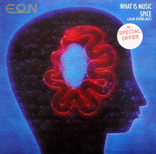 Eon ‎– What Is Music / Spice (Juan Atkins Mix) (Vinyl Solution)