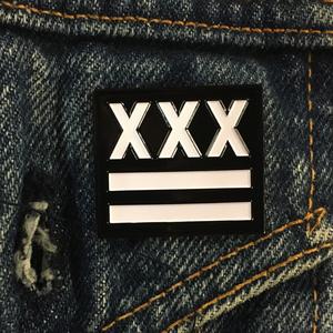 XXX Enamel Pin