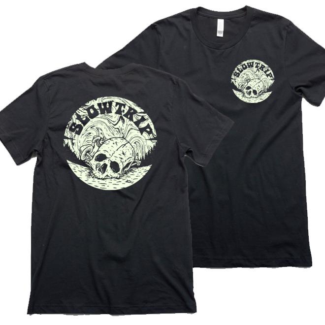 SLOWTRIP - VINYL (Clear) & Shirt