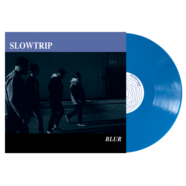 SLOWTRIP - VINYL (Blue) & Longsleeve