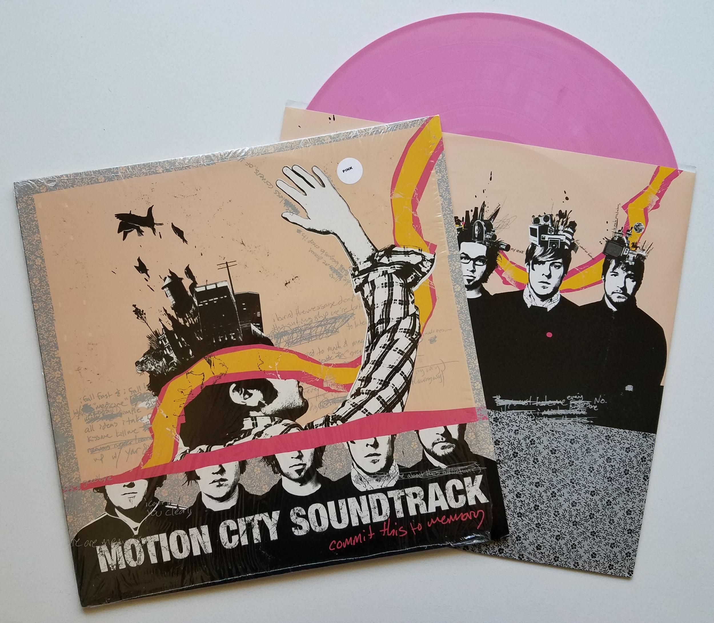 Motion City Soundtrack -