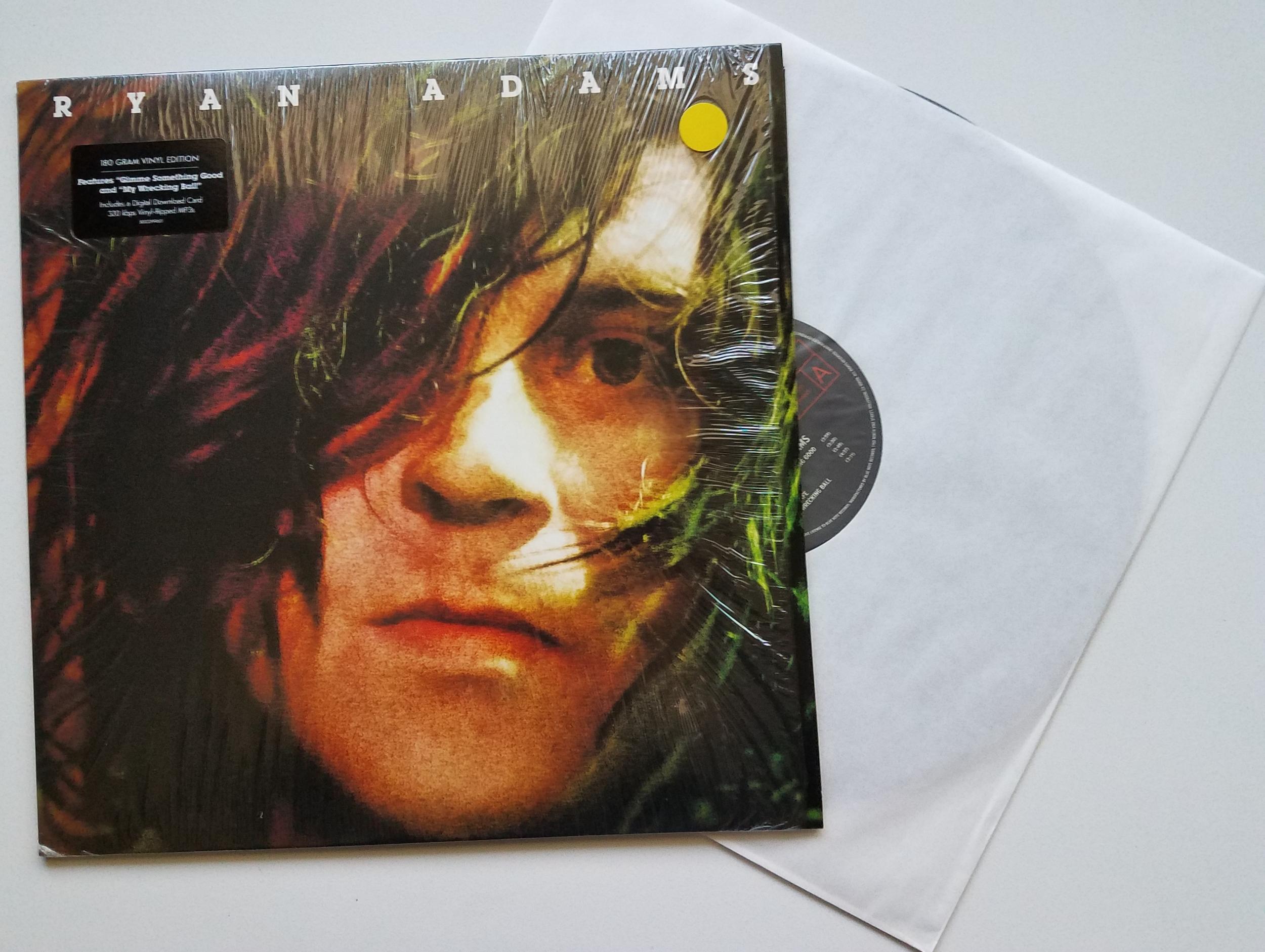 Ryan Adams - Ryan Adams LP (1st press)