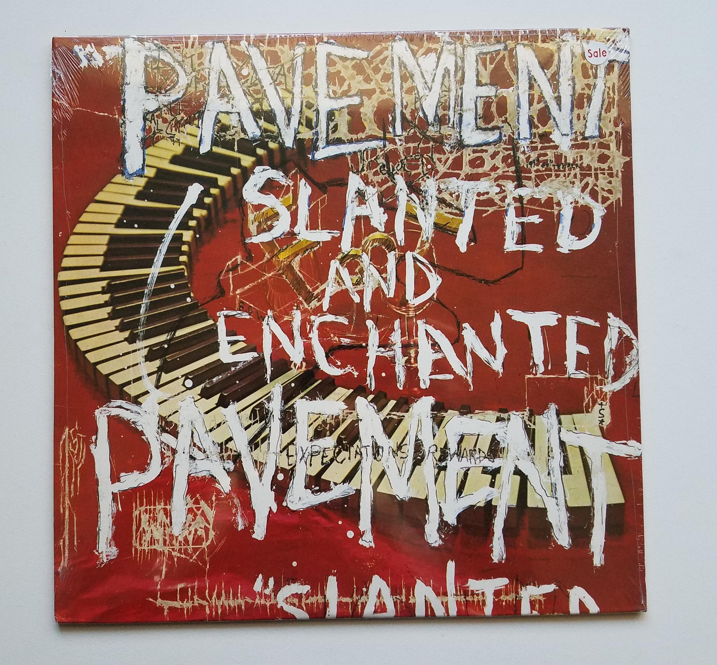 Pavement -