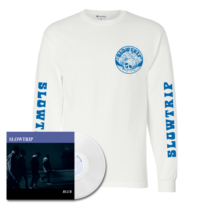SLOWTRIP - VINYL (Clear) & Longsleeve