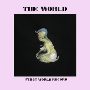 The World - First World Record LP