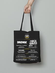 Handmade Festival Tote Bag