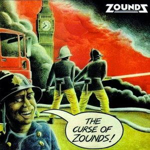 Zounds - The Curse Of The Zounds LP