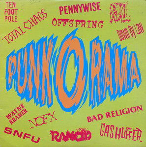 Punk-O-Rama Vol. 1 LP