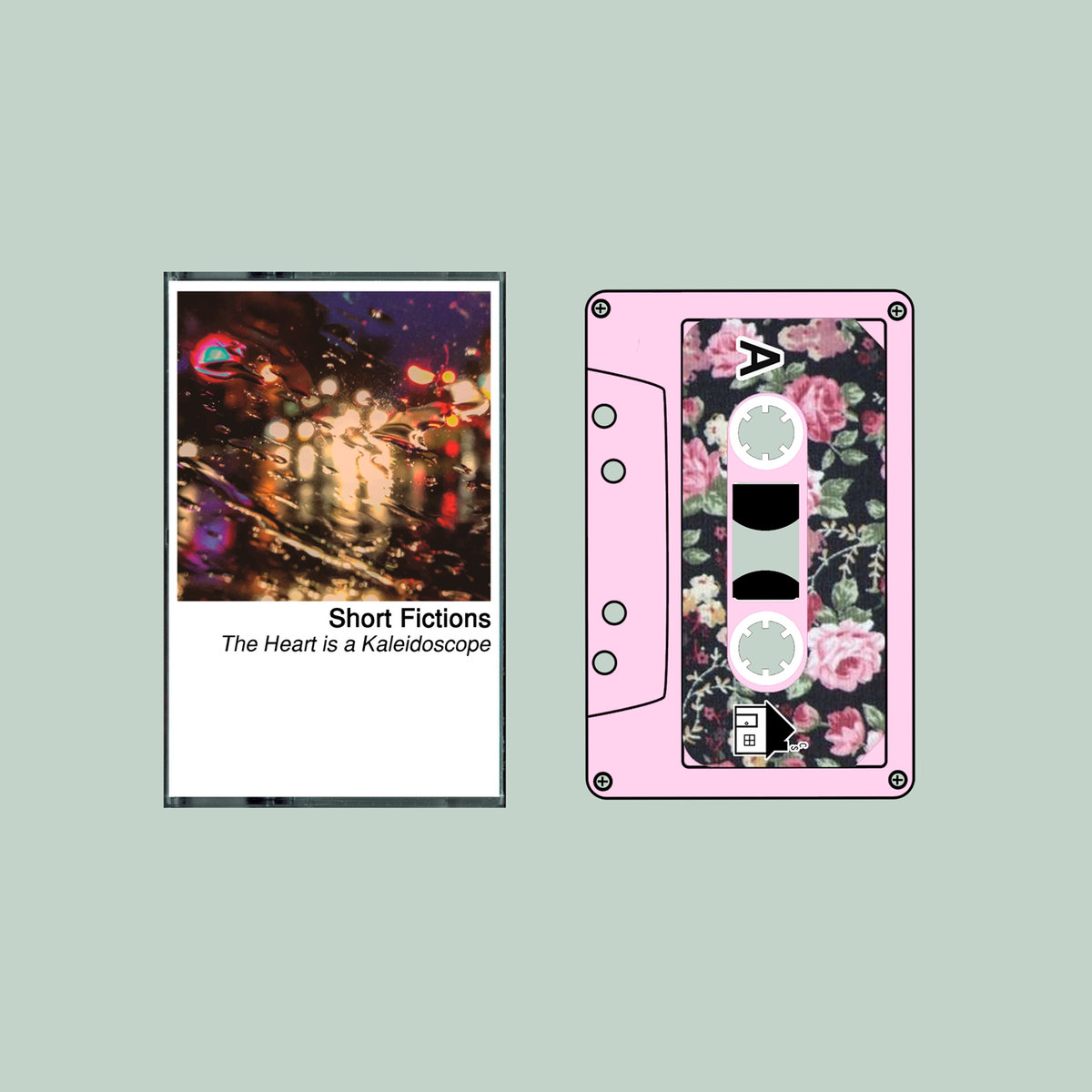 [SOLD] Short Fictions - The Heart is a Kaleidoscope (Crafted Sounds)
