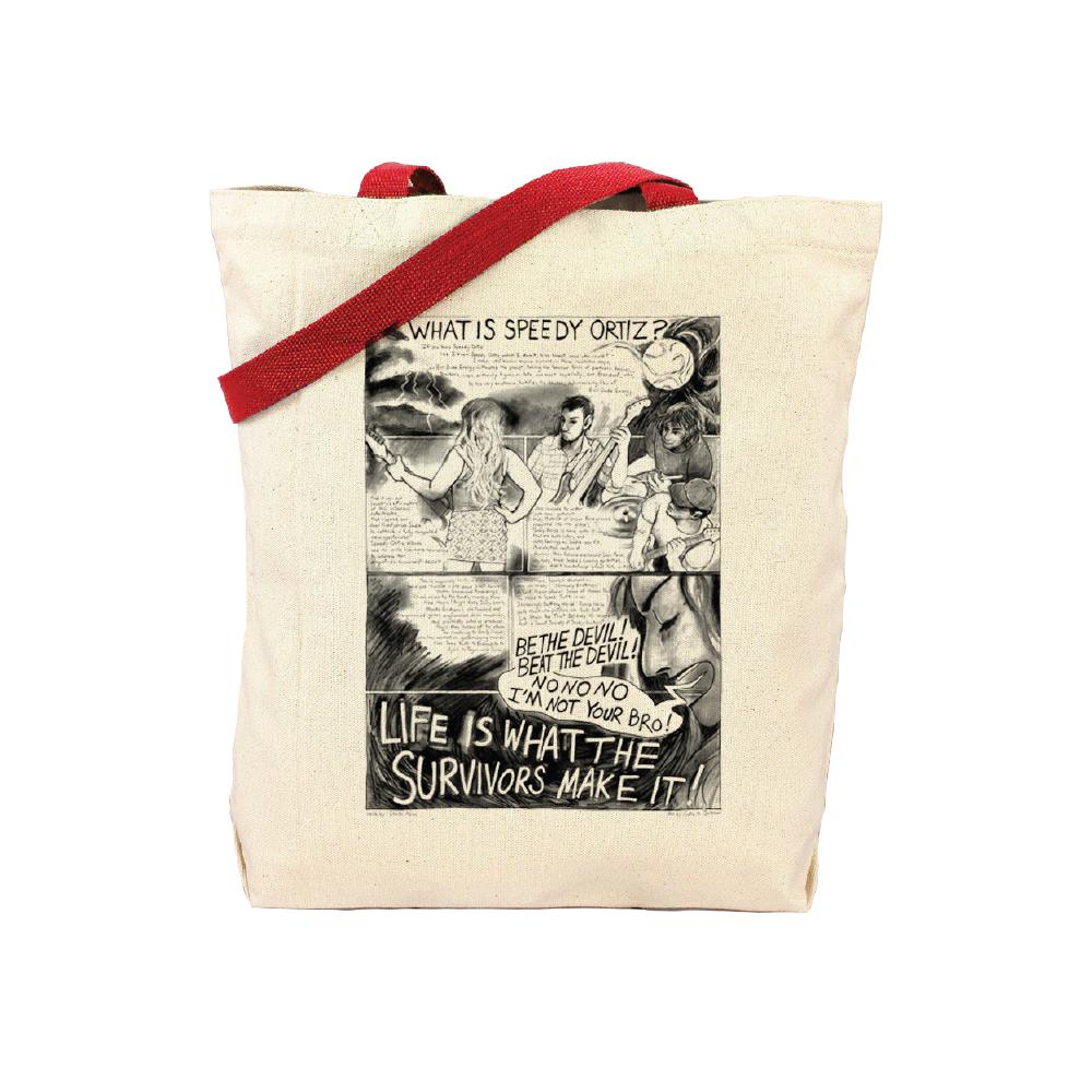 Survivors Tote Bag