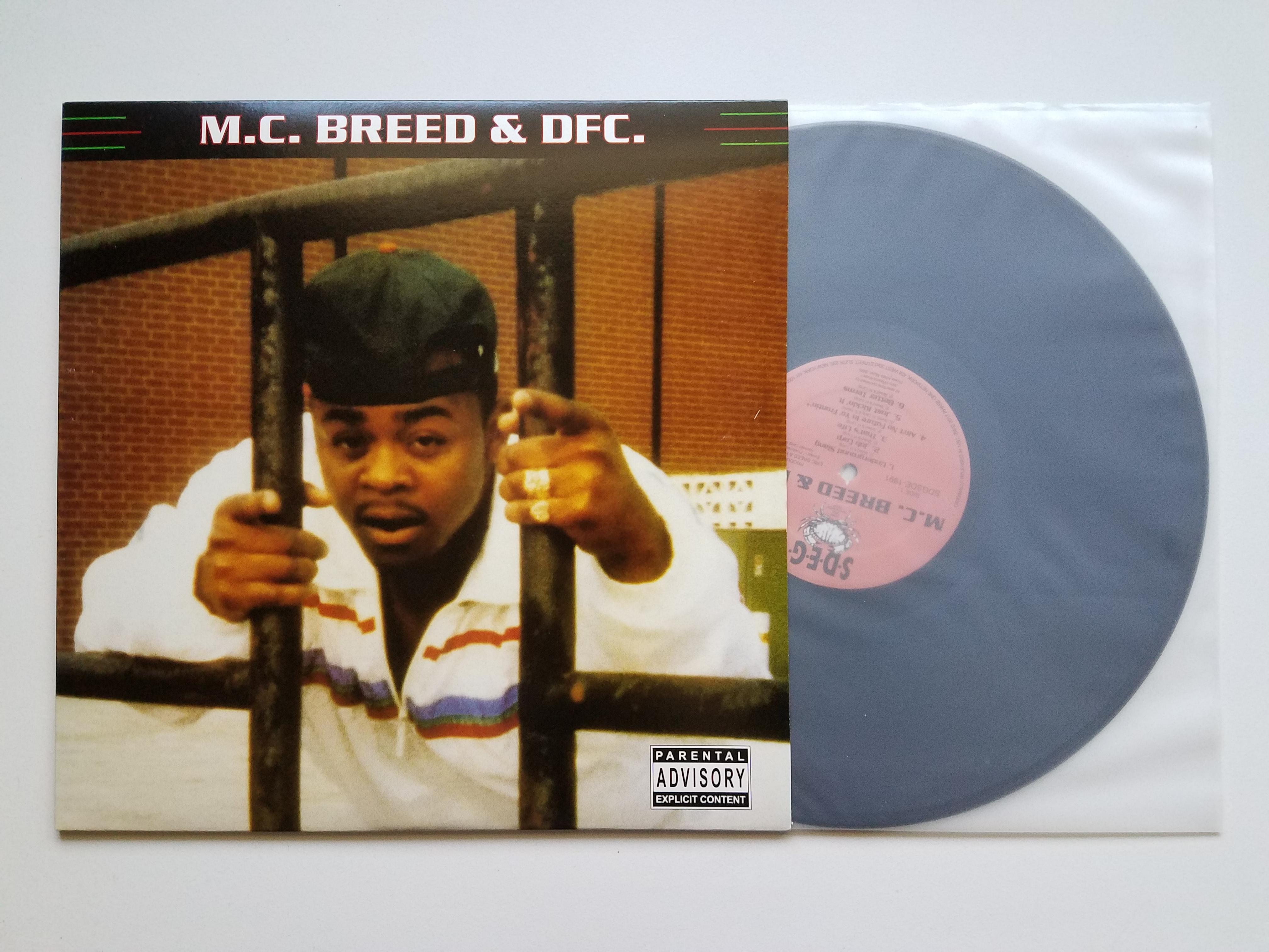 MC Breed & DFC - MC Breed & DFC LP (2018 reissue)