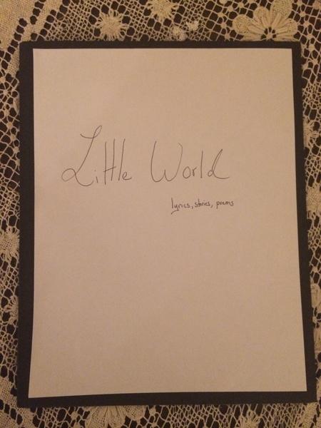 Little World Companion Book