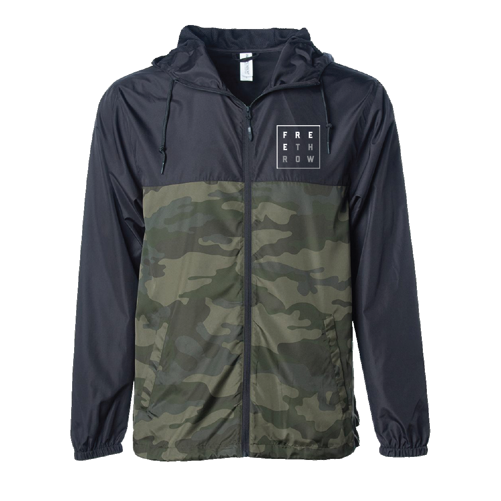 Square Windbreaker