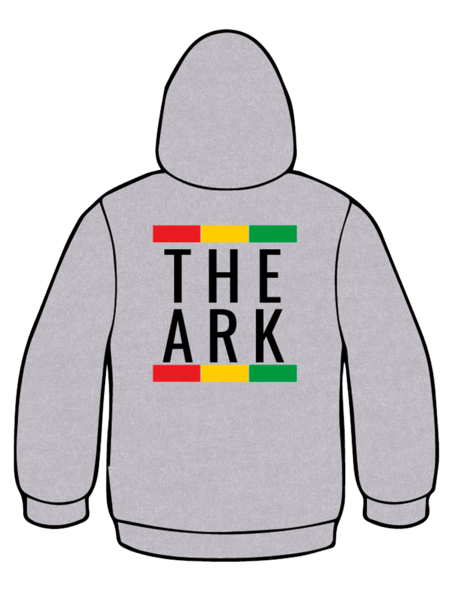 The Ark- 9601- Heather Grey