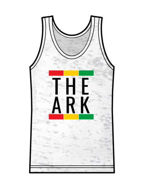 The Ark- N6533- White