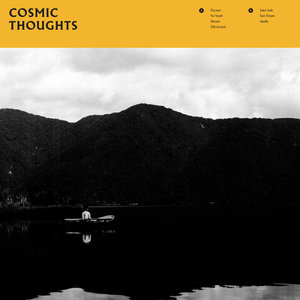 Cosmic Thoughts - s/t LP
