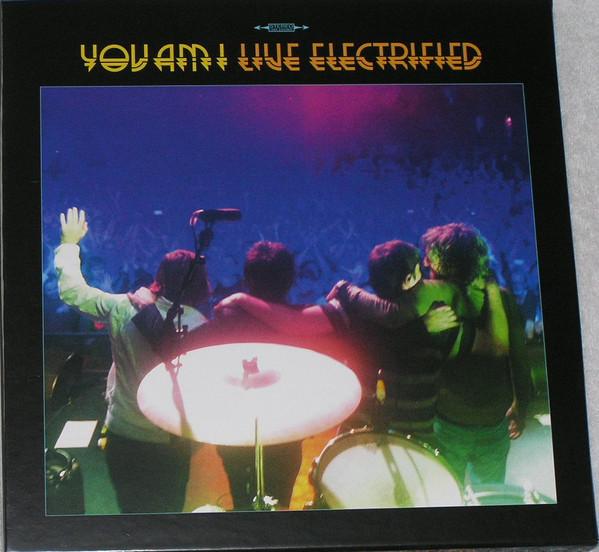 You Am I Live Electrified DVD