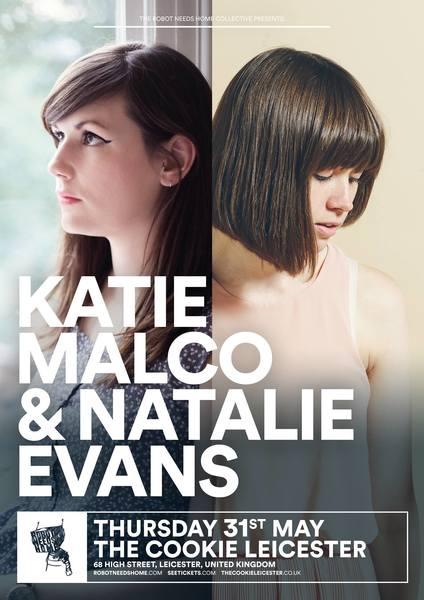Katie Malco & Natalie Evans