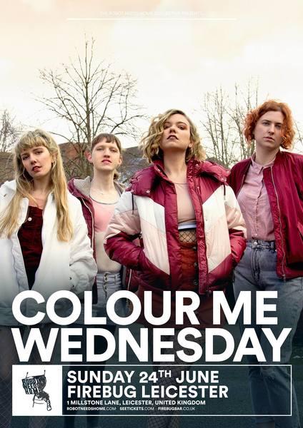 Colour Me Wednesday