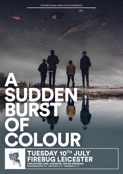 A Sudden Burst of Colour