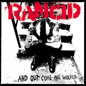 Rancid - ...And Out Come The Wolves LP