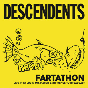 Descendents - Fartathon LP