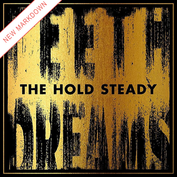 Hold Steady - Teeth Dreams 2xLP *Markdown*