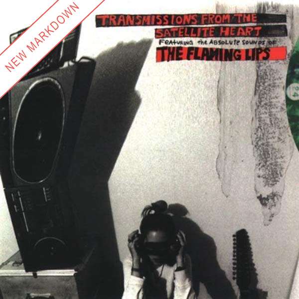Flaming Lips - Transmissions From The Satellite Heart LP *Markdown*