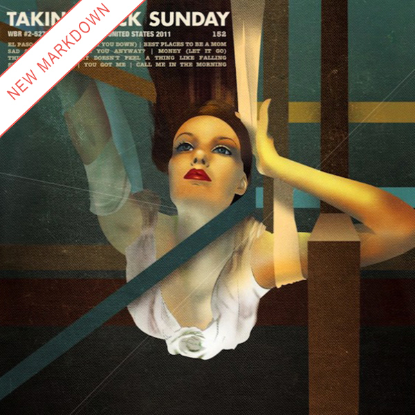 Taking Back Sunday - S/T LP *Markdown*