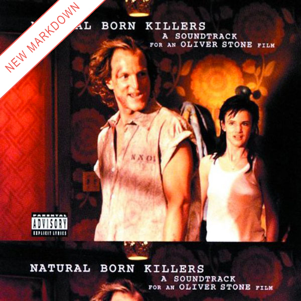 Natural Born Killers - Original Motion Picture Soundtrack 2xLP *Markdown*