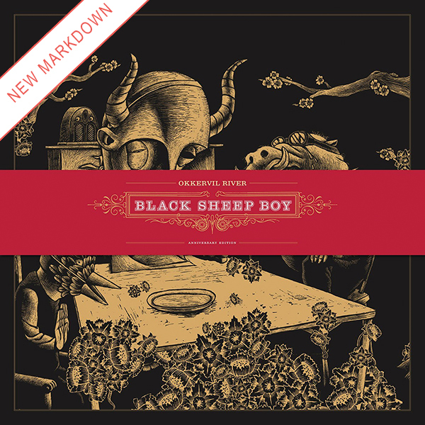 Okkervil River - Black Sheep Boy Anniversary Edition 3xLP Box Set *Markdown*