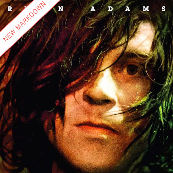 Ryan Adams - S/T LP *Markdown*