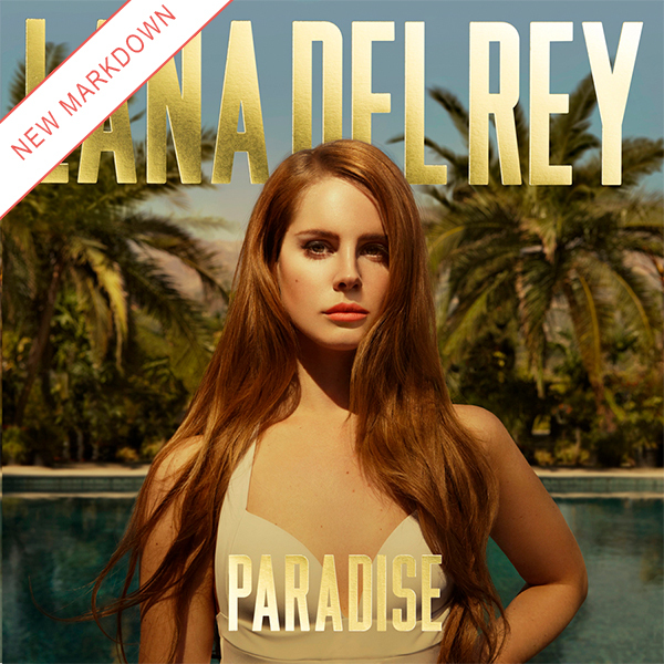 Lana Del Rey - Paradise LP *Markdown*