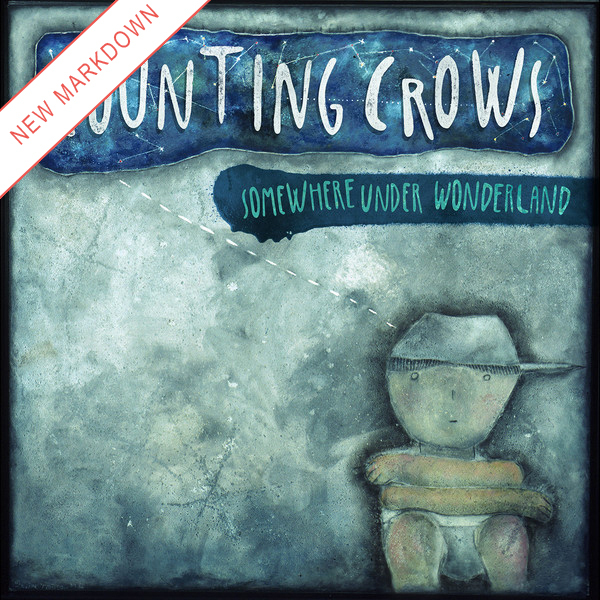 Counting Crows - Somewhere Under Wonderland LP *Markdown*