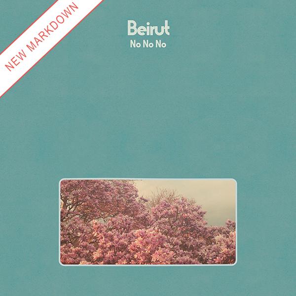 Beirut - No No No LP *markdown*