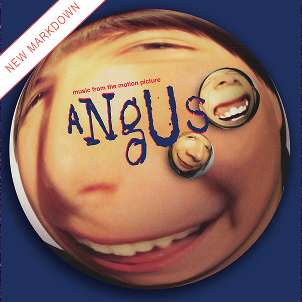 Angus - Orignial Motion Picture Soundtrack LP *Markdown*