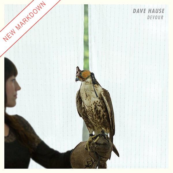 Dave Hause - Devour 2xLP *Markdown*