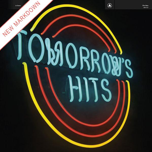 Men - Tomorrow's Hits LP *Markdown*