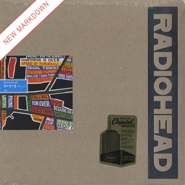 Radiohead - 2+2=5 EP *Markdown*