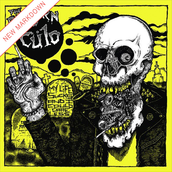 Culo - My Life Sucks and I Could Care Less LP *Markdown*