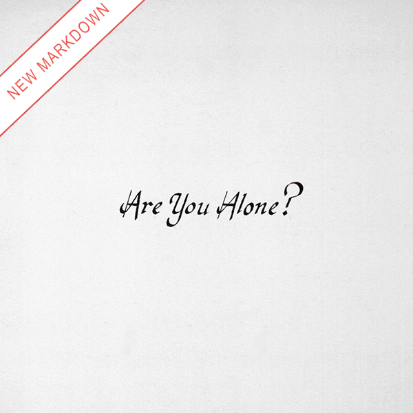 Majical Cloudz - Are You Alone? LP *Markdown*