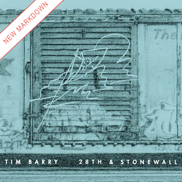 Tim Barry - 28th & Stonewall LP *Markdown*