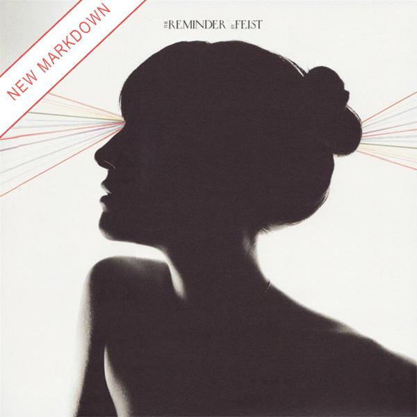 Feist - The Reminder LP *Markdown*
