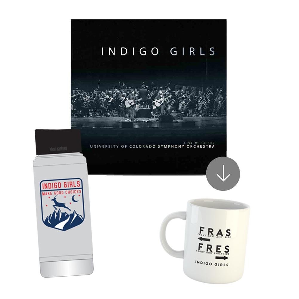 Beverage Bliss + Album Download Bundle