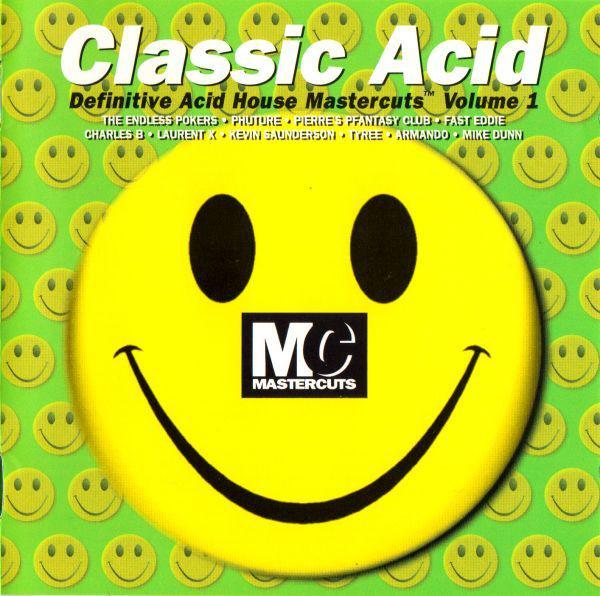 Various Artists – Classic Acid Mastercuts Volume 1 2 x 12